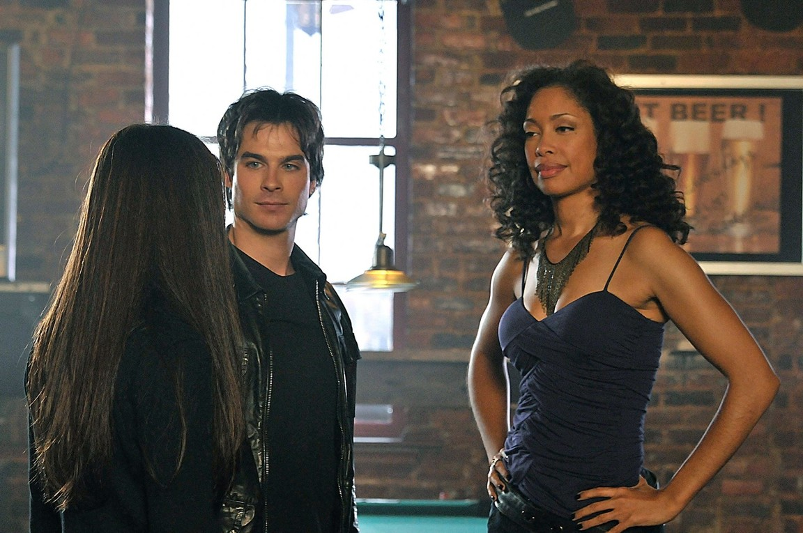 The Vampire Diaries - Season 1 Episode 11: Bloodlines