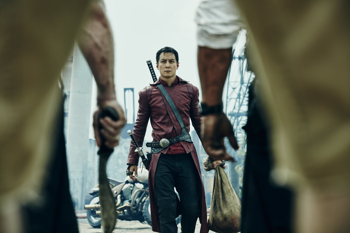 Into The Badlands - Season 1 Episode 4: Two Tigers Subdue Dragon