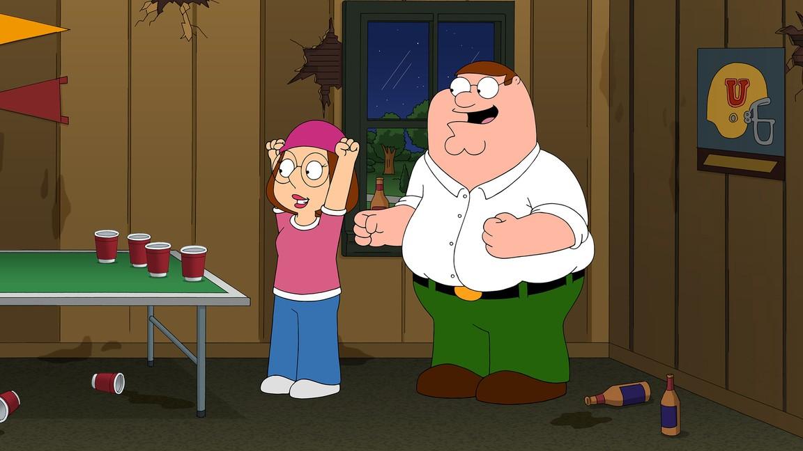 Family Guy - Season 12 Episode 19: Meg Stinks!