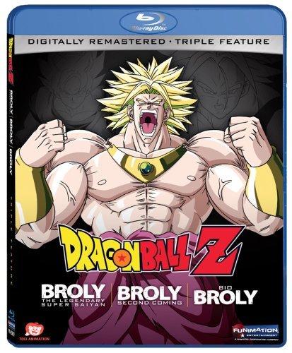 Dragon Ball Z: Broly - Second Coming (English Audio)