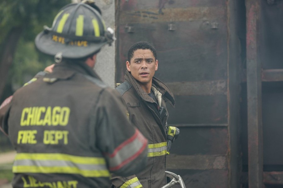 Chicago Fire - Season 3 Episode 03: Just Drive the Truck