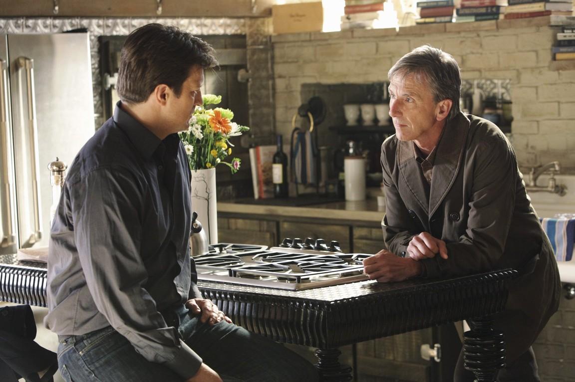 Castle - Season 3 Episode 13: Knockdown