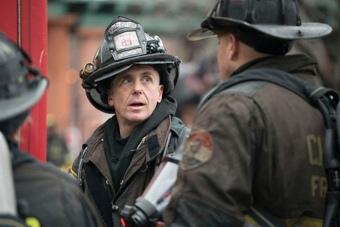 Chicago Fire - Season 5 Episode 14: Purgatory