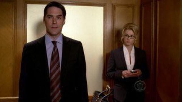 Criminal Minds - Season 4 Episode 16: Pleasure Is My Business
