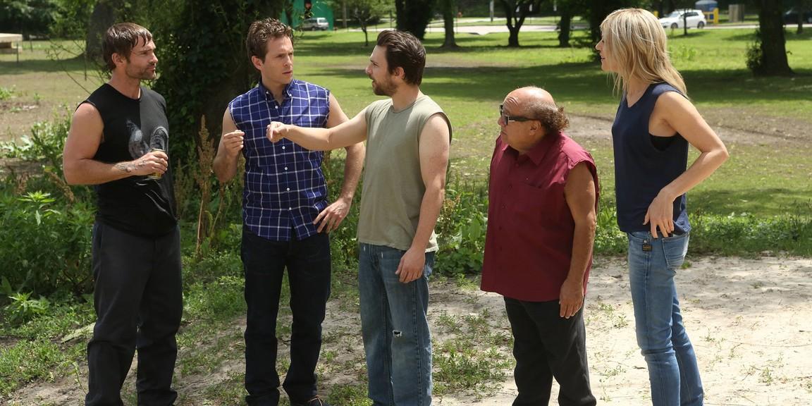Its Always Sunny In Philadelphia - Season 9 Episode 05: Mac Day