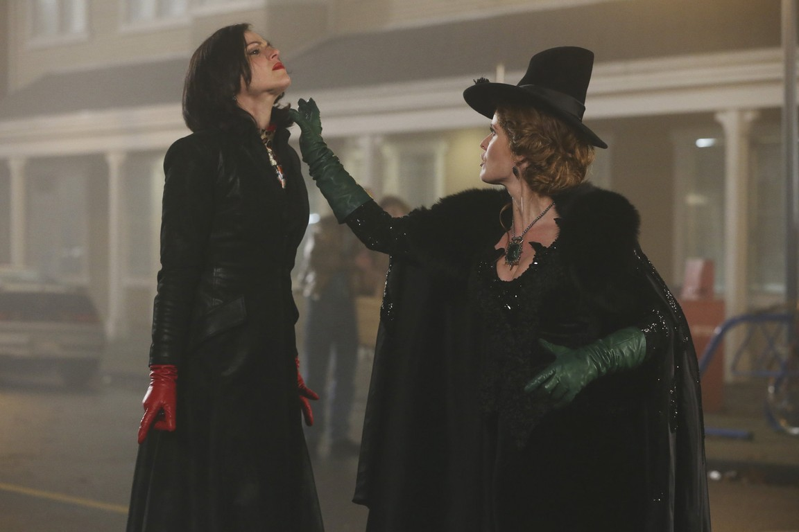 Once Upon A Time - Season 3 Episode 16: It's Not Easy Being Green