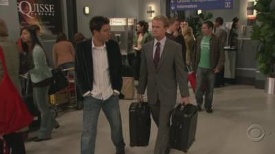 How I Met Your Mother - Season 1 Episode 03: Sweet Taste of Liberty