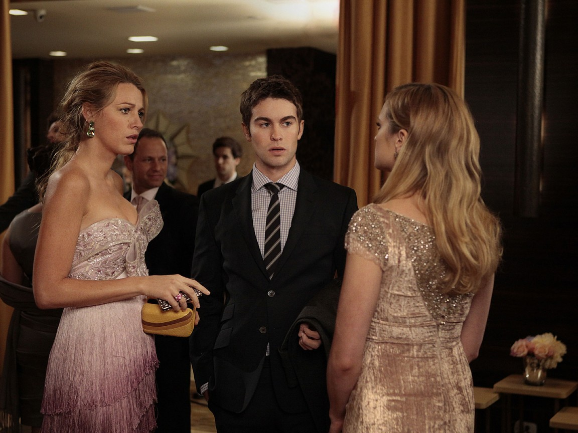 Gossip Girl - Season 5 Episode 10:   Riding in Town Cars with Boys