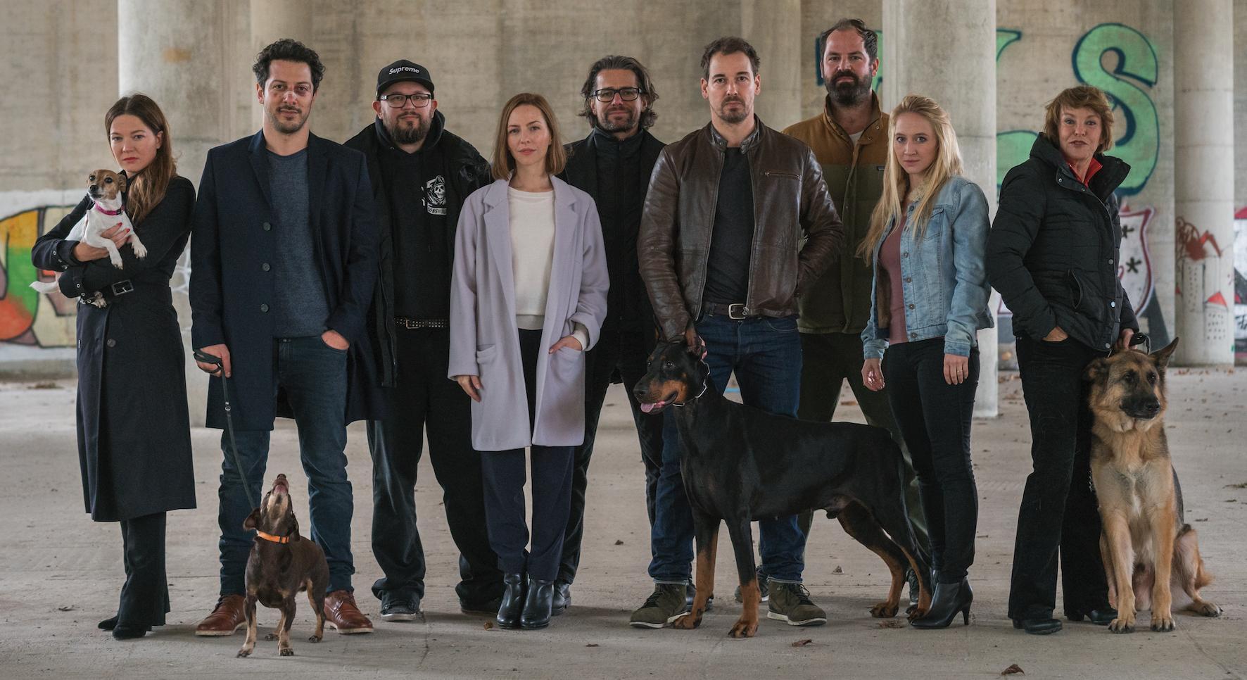 Dogs of Berlin - Season 1