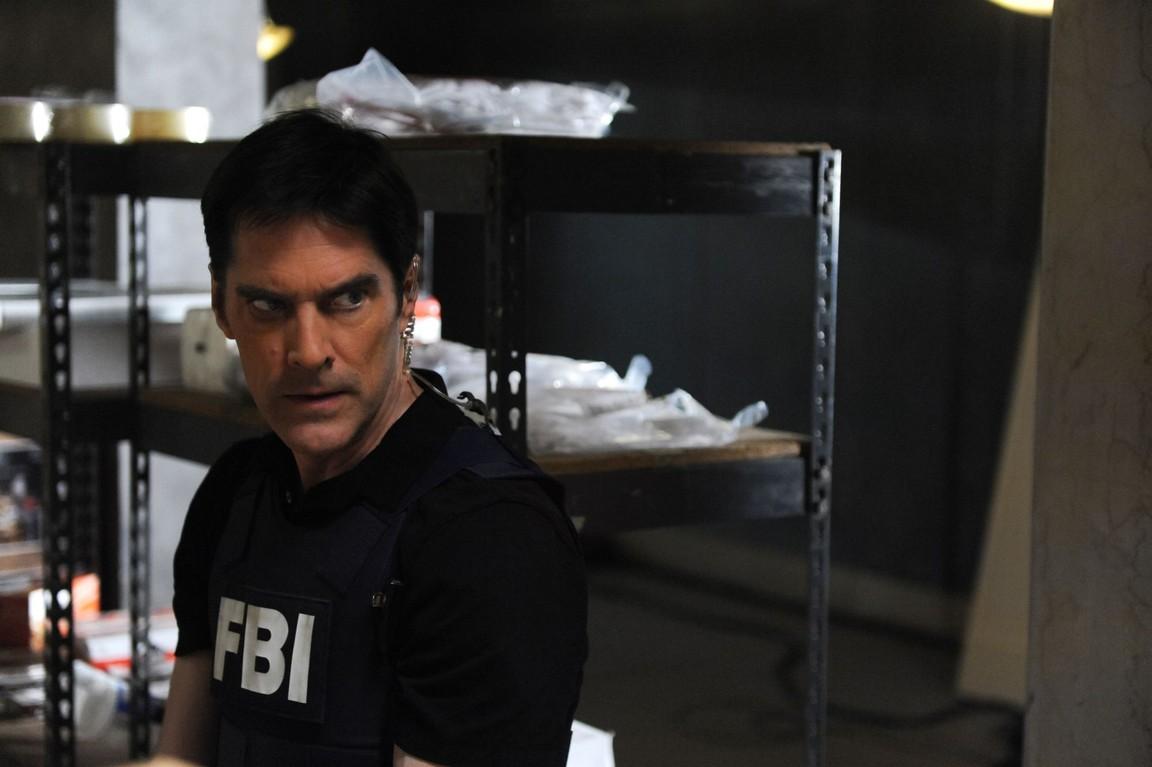 Criminal Minds - Season 8 Episode 23-24: Brothers Hotchner -  The Replicator