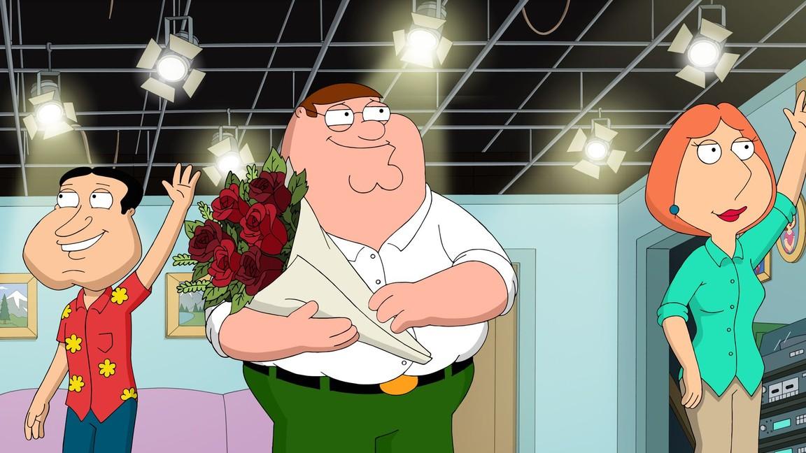 Family Guy - Season 15 Episode 04: Inside Family Guy