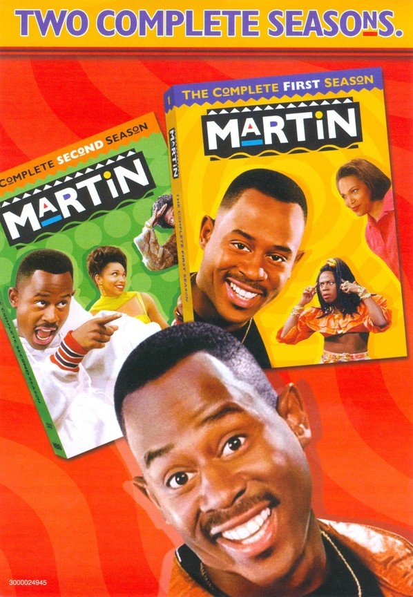 Martin - Season 1 Episode 01: Beauty and the Beast
