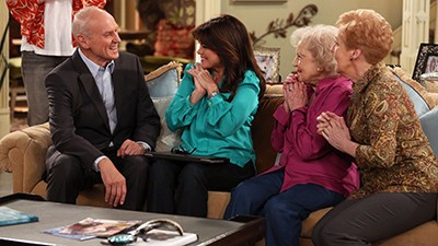 Hot in Cleveland - Season 4