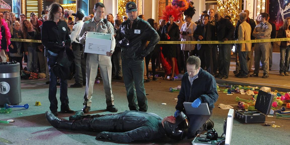 CSI - Season 14
