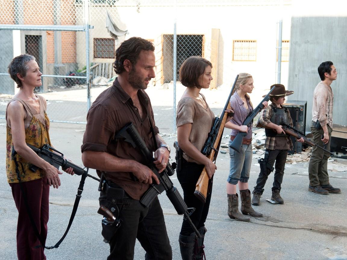 The Walking Dead - Season 3 Episode 11: I Ain't A Judas
