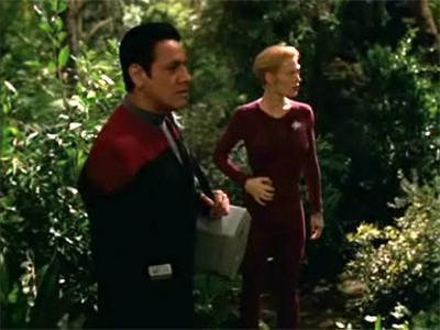 Star Trek: Voyager - Season 7 Episode 22: Natural Law