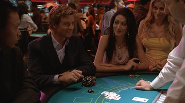 The Mentalist - Season 1 Episode 6 : Red Handed