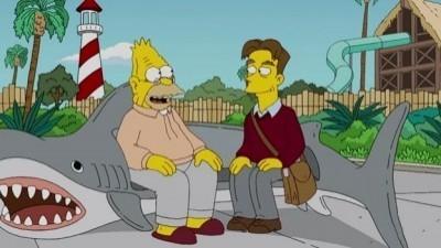 The Simpsons - Season 21 Episode 9: Thursdays with Abie