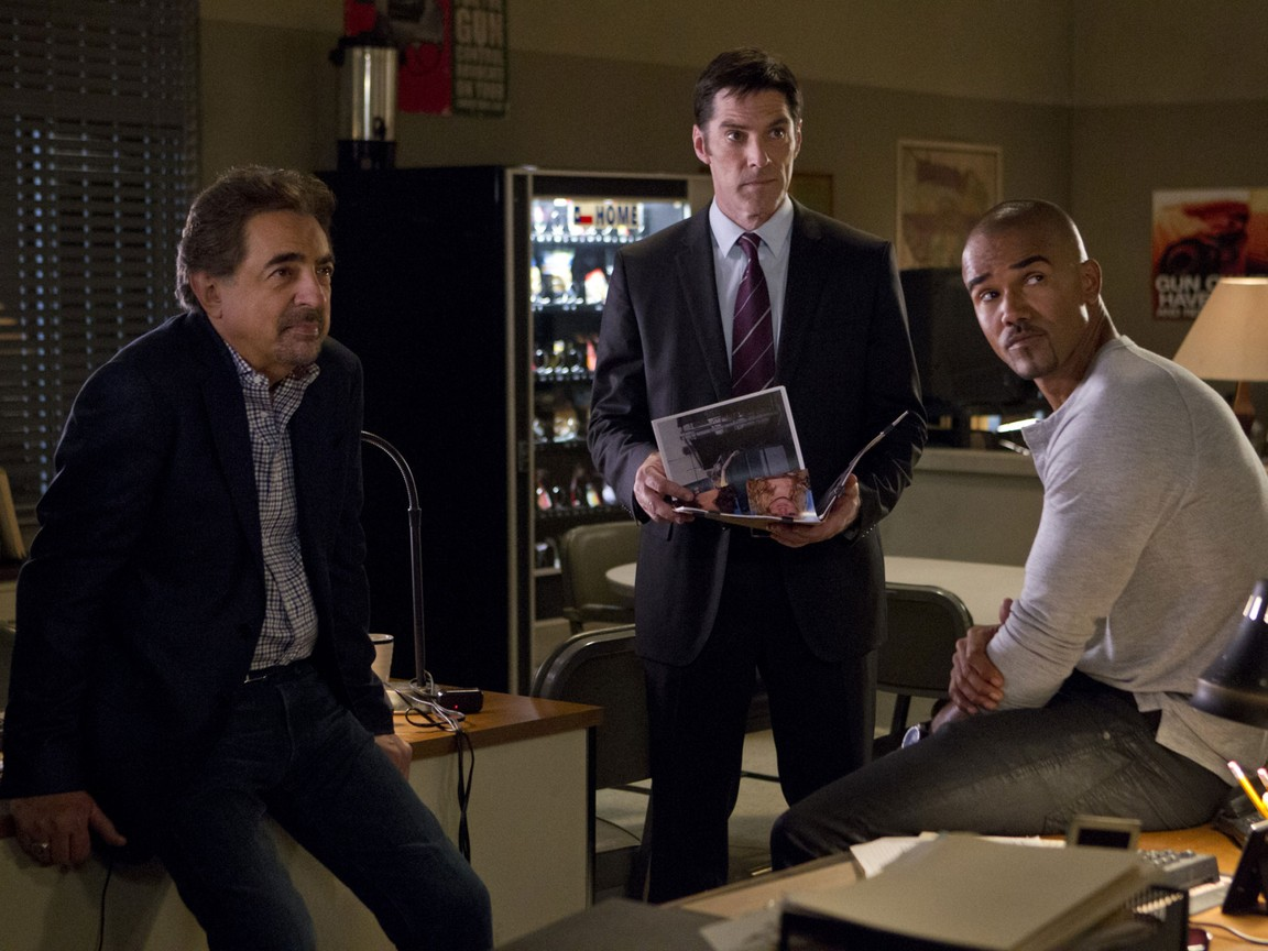 Criminal Minds - Season 9 Episode 24: Demons