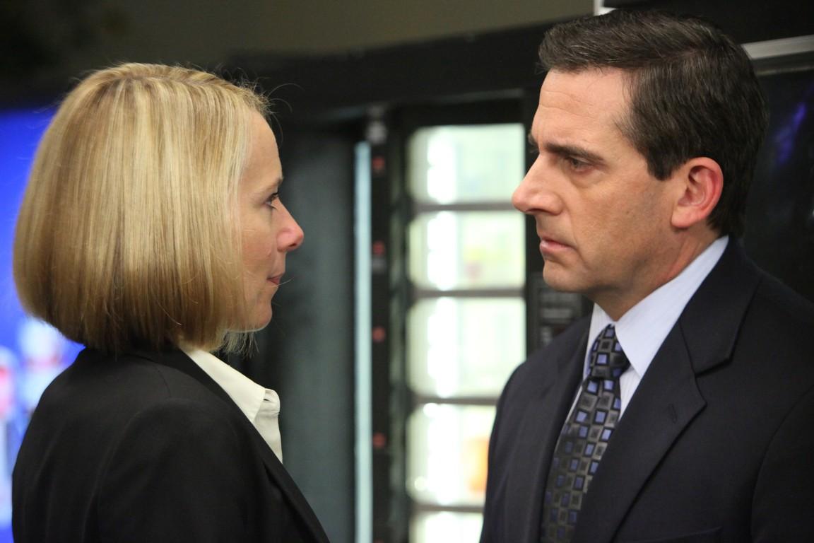 The Office - Season 7 Episode 16: PDA