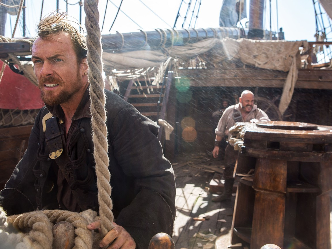 Black Sails - Season 1 Episode 05