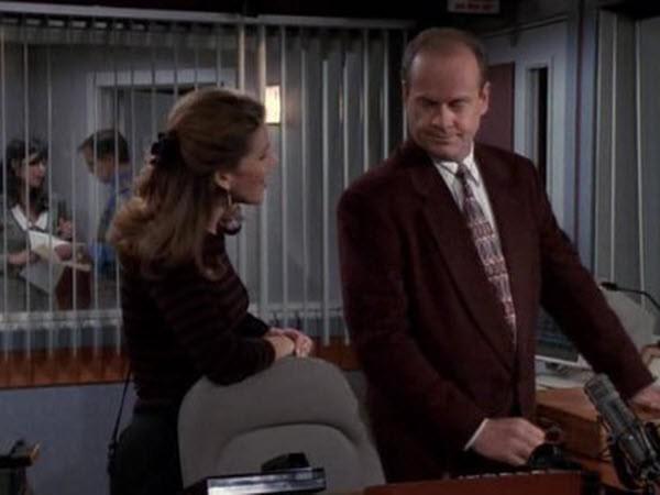 Frasier - Season 4 Episode 02: Love Bites Dog