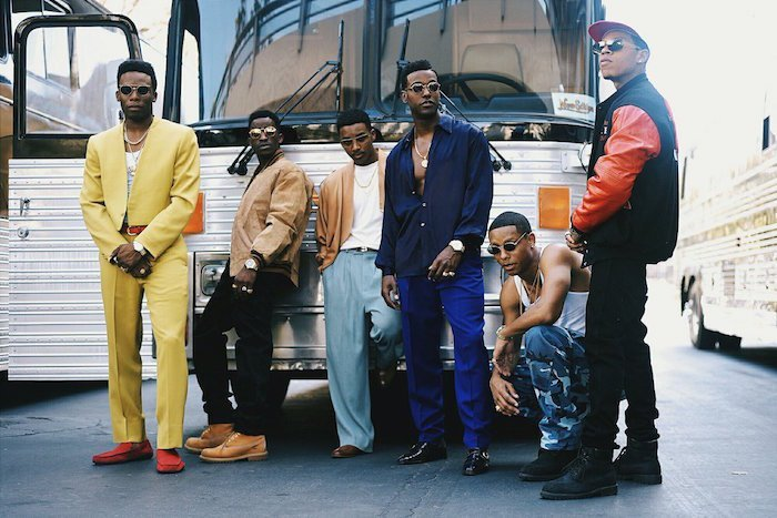 The New Edition Story - Season 1