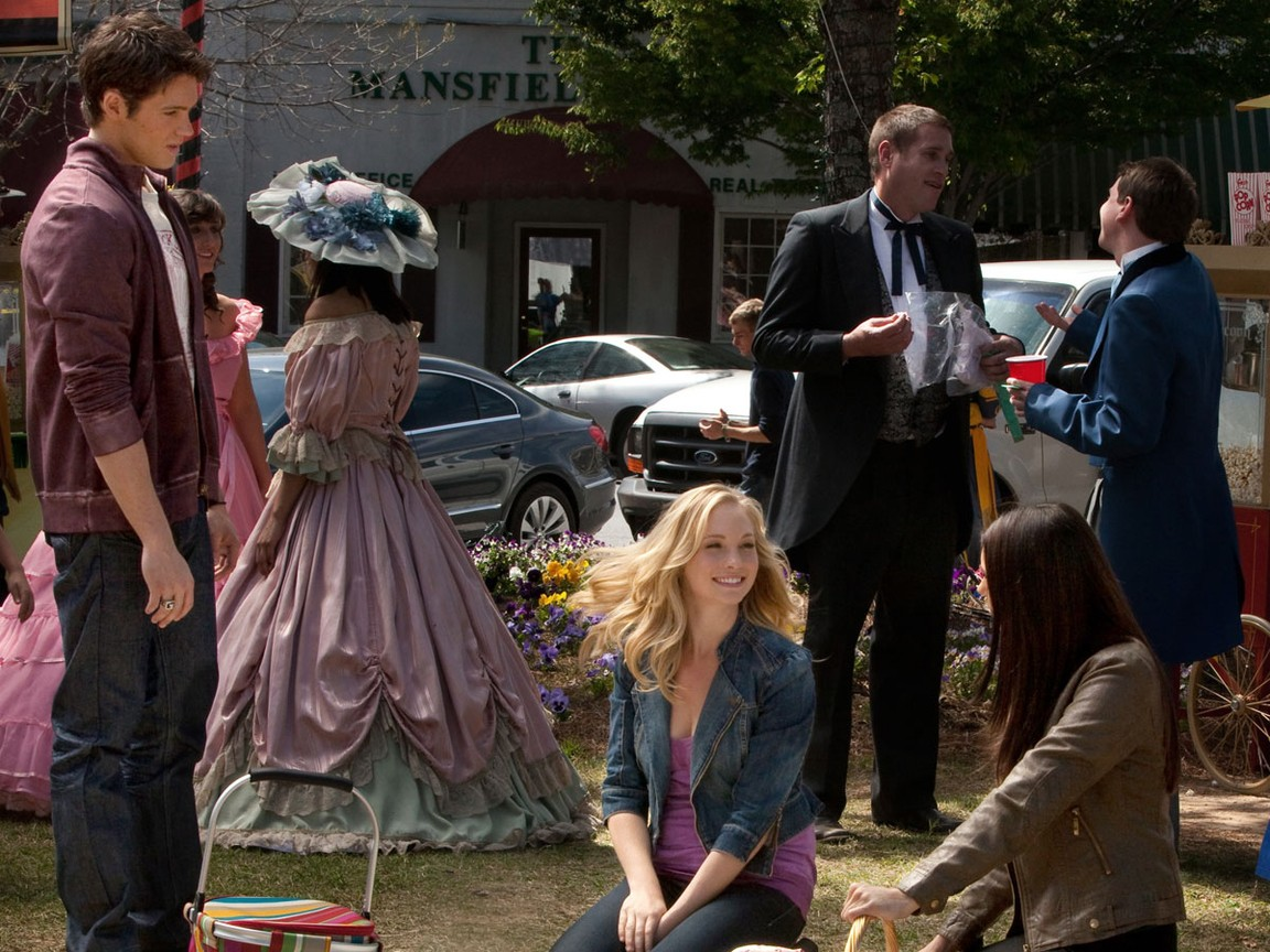 The Vampire Diaries - Season 2 Episode 22: As I Lay Dying