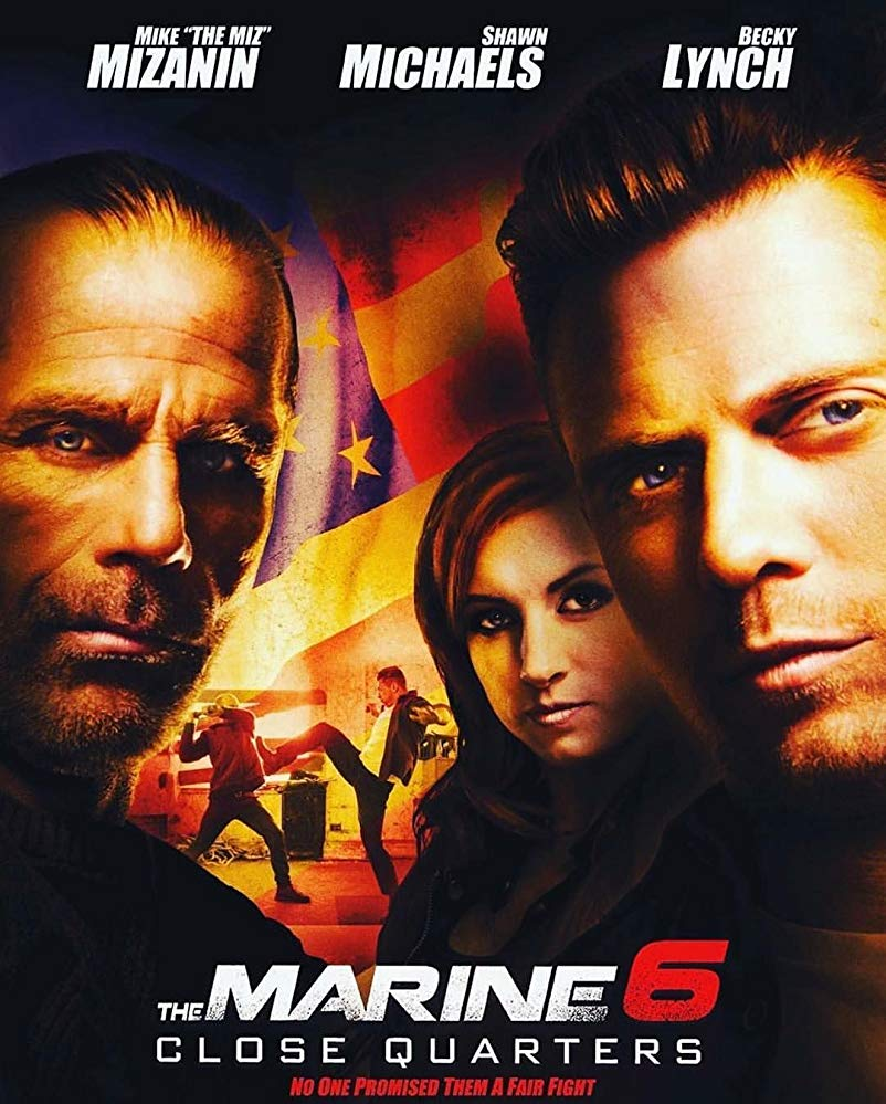 The Marine 6: Close Quarters