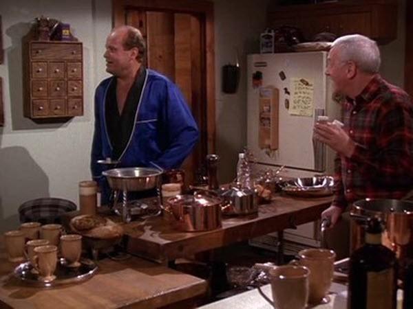 Frasier - Season 5 Episode 14: The Ski Lodge