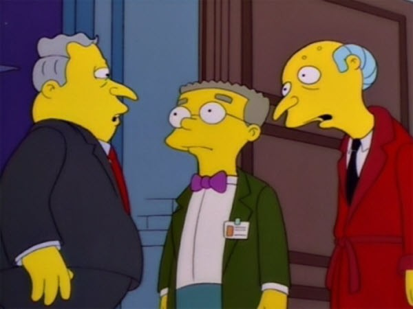 The Simpsons - Season 8 Episode 04: Burns, Baby Burns