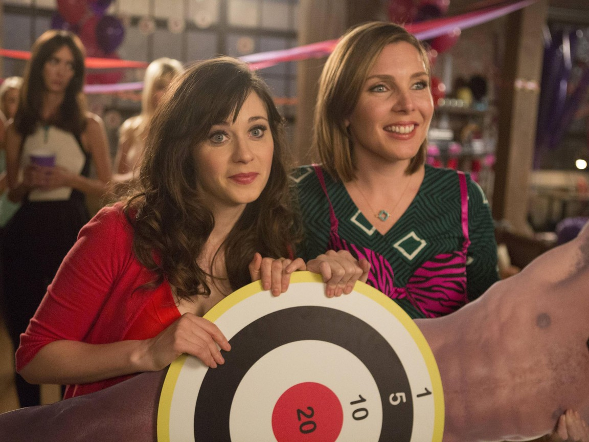 New Girl - Season 2 Episode 22: Bachelorette Party