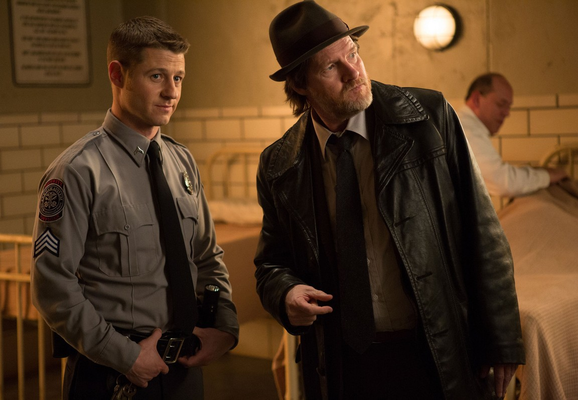 Gotham - Season 1 Episode 11:  Rogues' Gallery