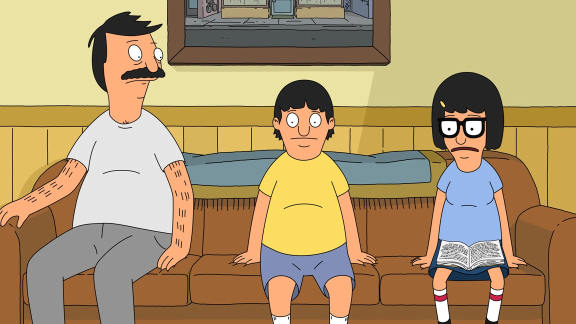 Bob's Burgers - Season 8 Episode 14: The Trouble with Doubles