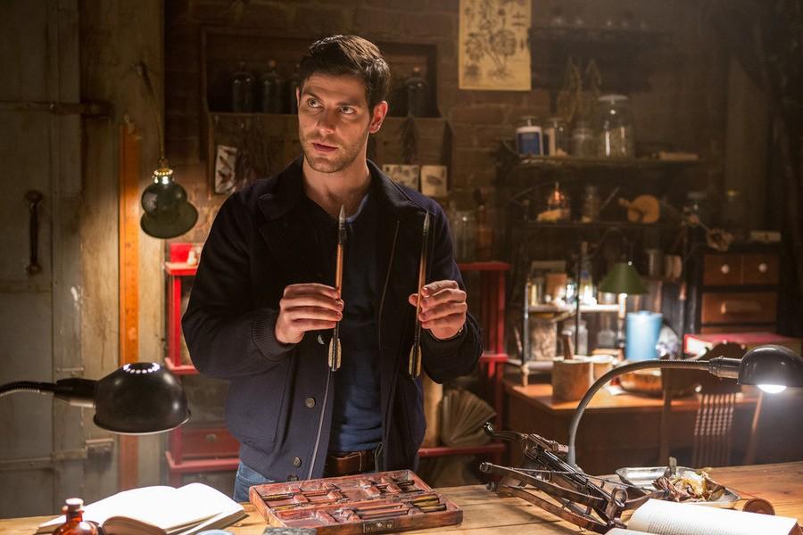 Grimm - Season 4 Episode 15: Double Date