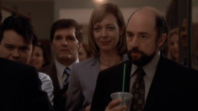 The West Wing - Season 3 Episode 11: 100,000 Airplanes