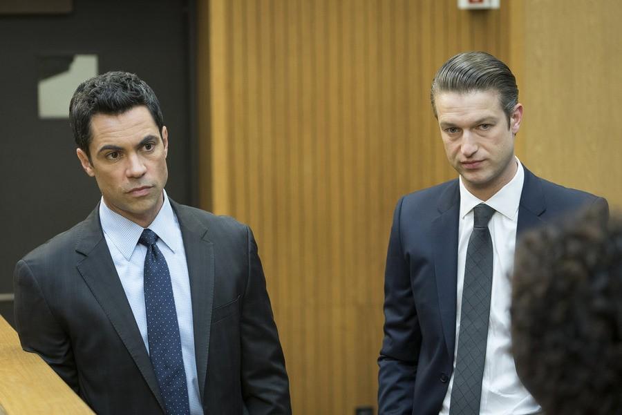 Law & Order: Special Victims Unit - Season 16 Episode 16: December Solstice