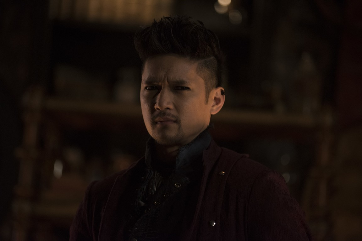 Shadowhunters - Season 3 Episode 10: Erchomai