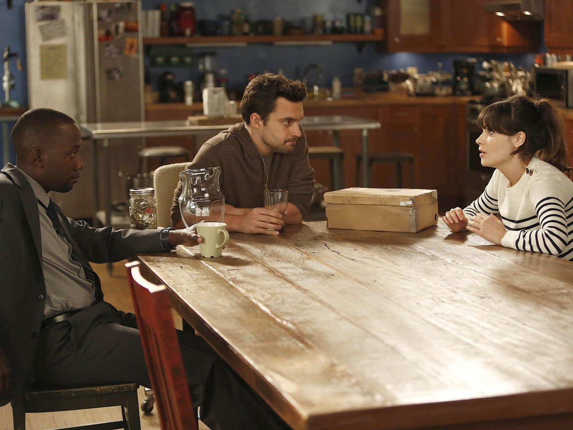 New Girl - Season 2 Episode 4: Neighbors