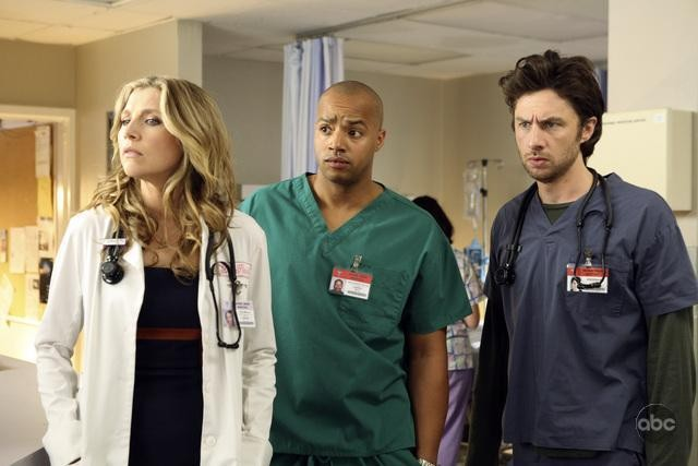 Scrubs - Season 8 Episode 05: My ABC's
