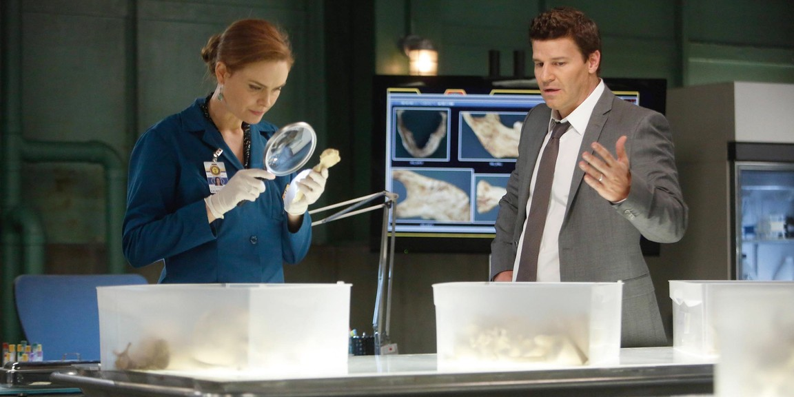 Bones - Season 9 Episode 12: The Ghost in the Killer