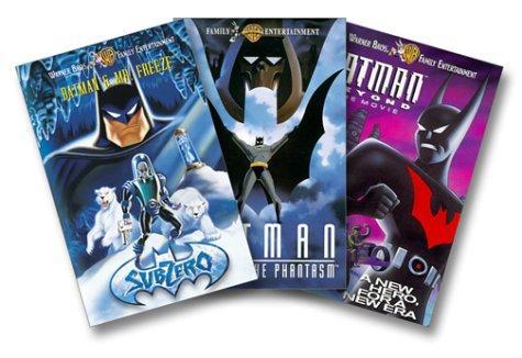 Batman and Mr.Freeze: SubZero
