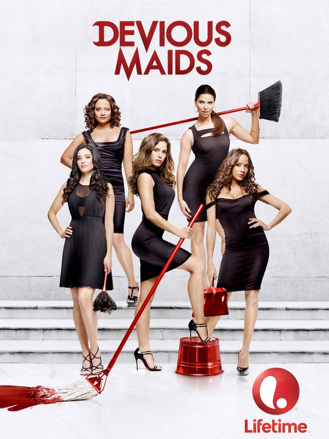 Devious Maids - Season 2 Episode 9: The Visit