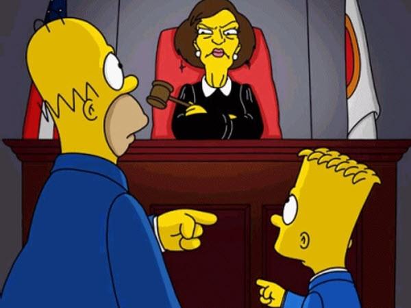 The Simpsons - Season 13 Episode 02: The Parent Rap