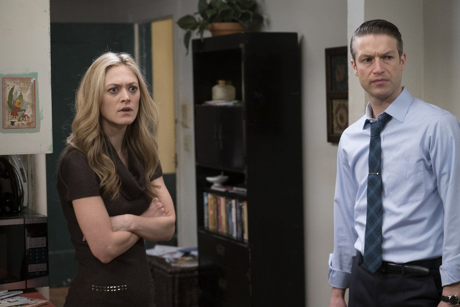 Law & Order: Special Victims Unit - Season 16 Episode 17: Parole Violations