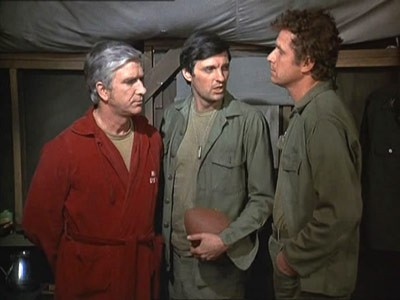 M*A*S*H - Season 1 Episode 16: The Ringbanger