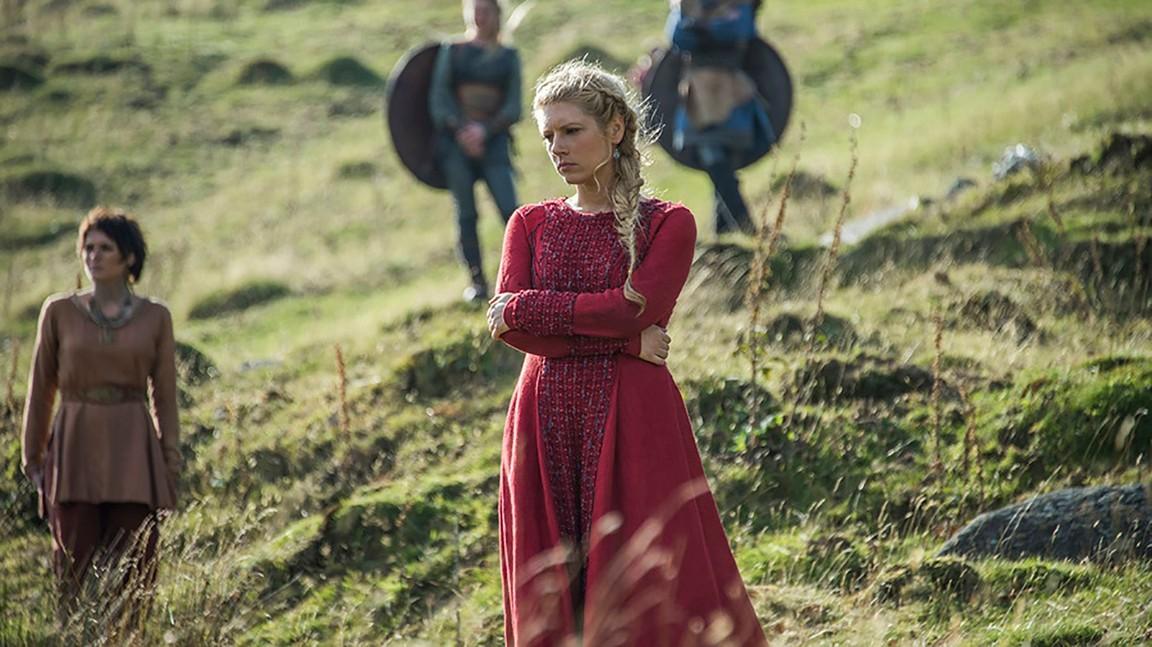 Vikings - Season 4 Episode 11: The Outsider