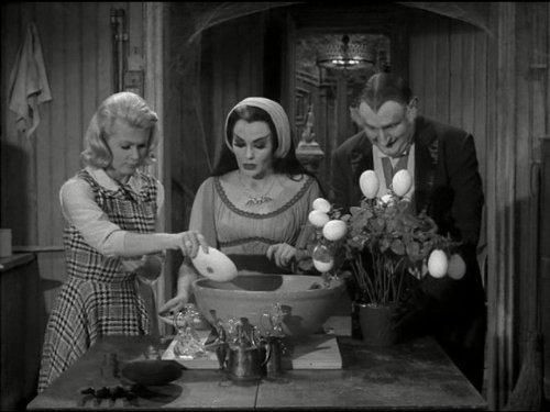 The Munsters - Season 2 Episode 11: Herman's Driving Test