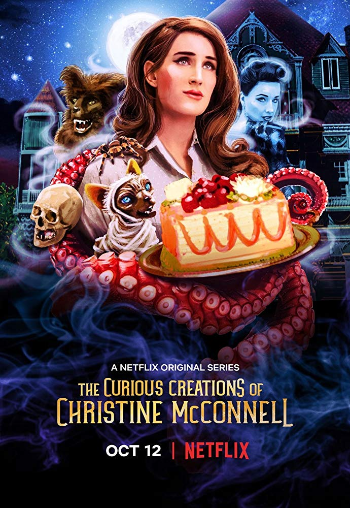 The Curious Creations of Christine McConnell - Season 1