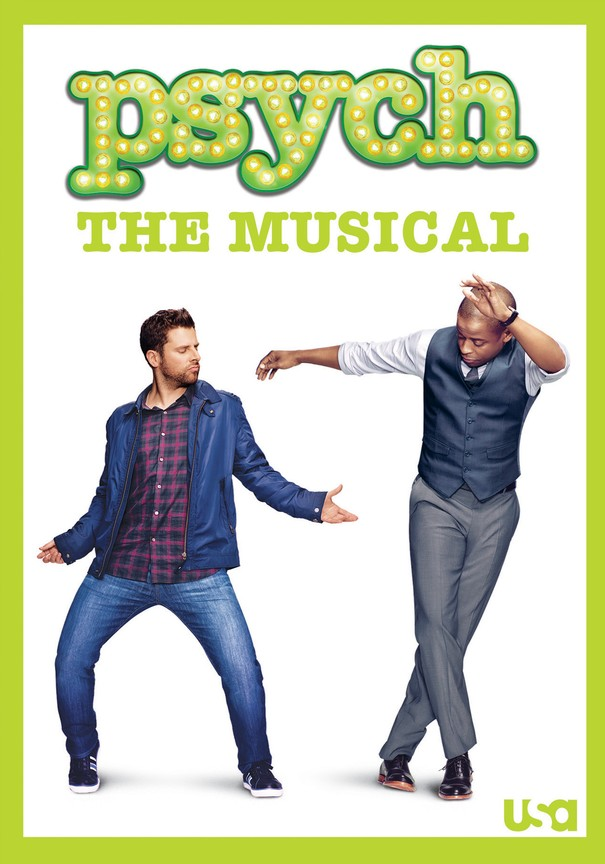 Psych - Season 7 Episode 15: Psych: The Musical (1)